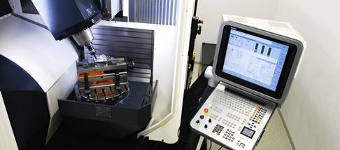 Industriefachkraft für CNC-Technik