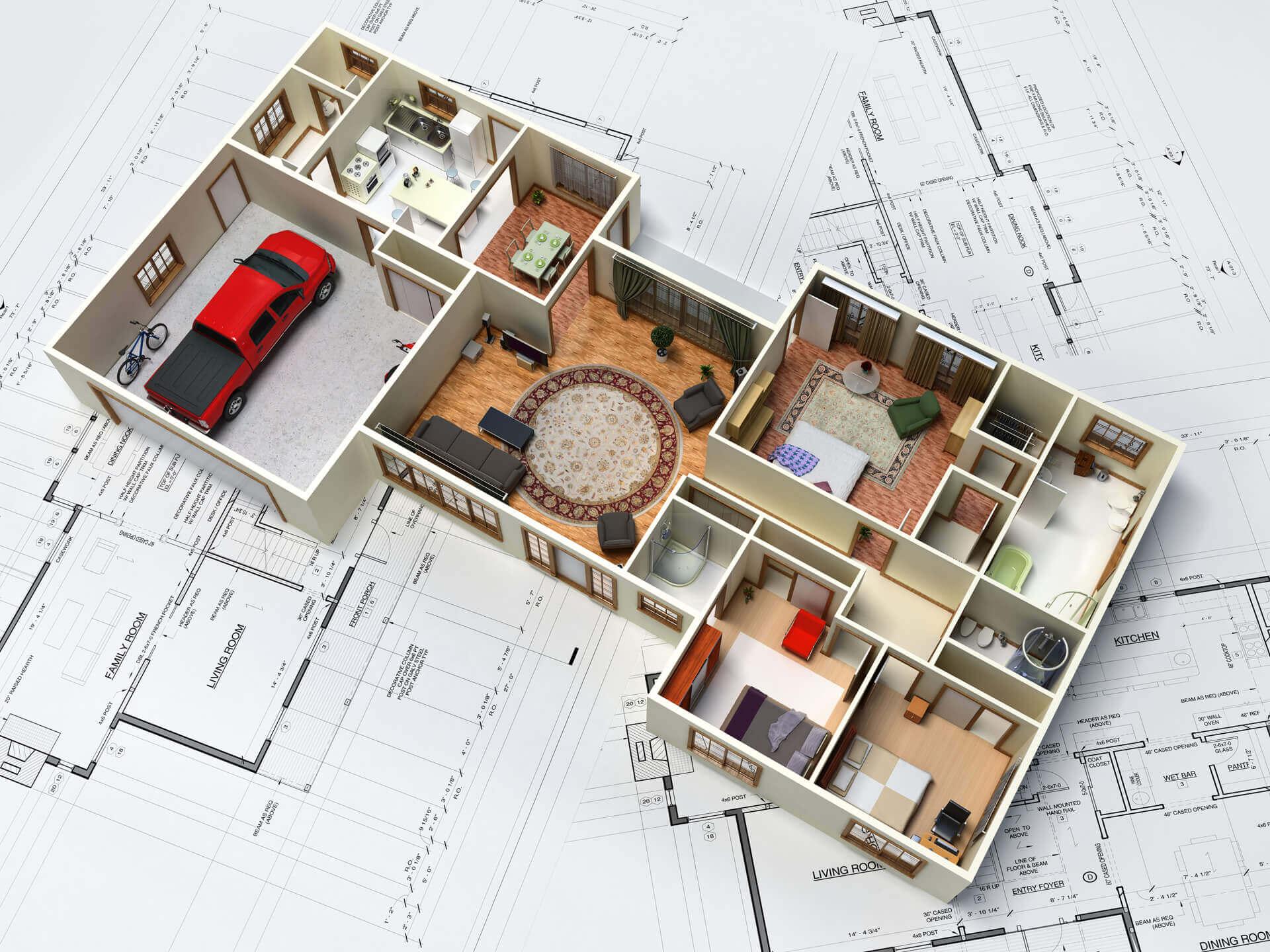 Wohnungen sicher und rentabel vermieten
