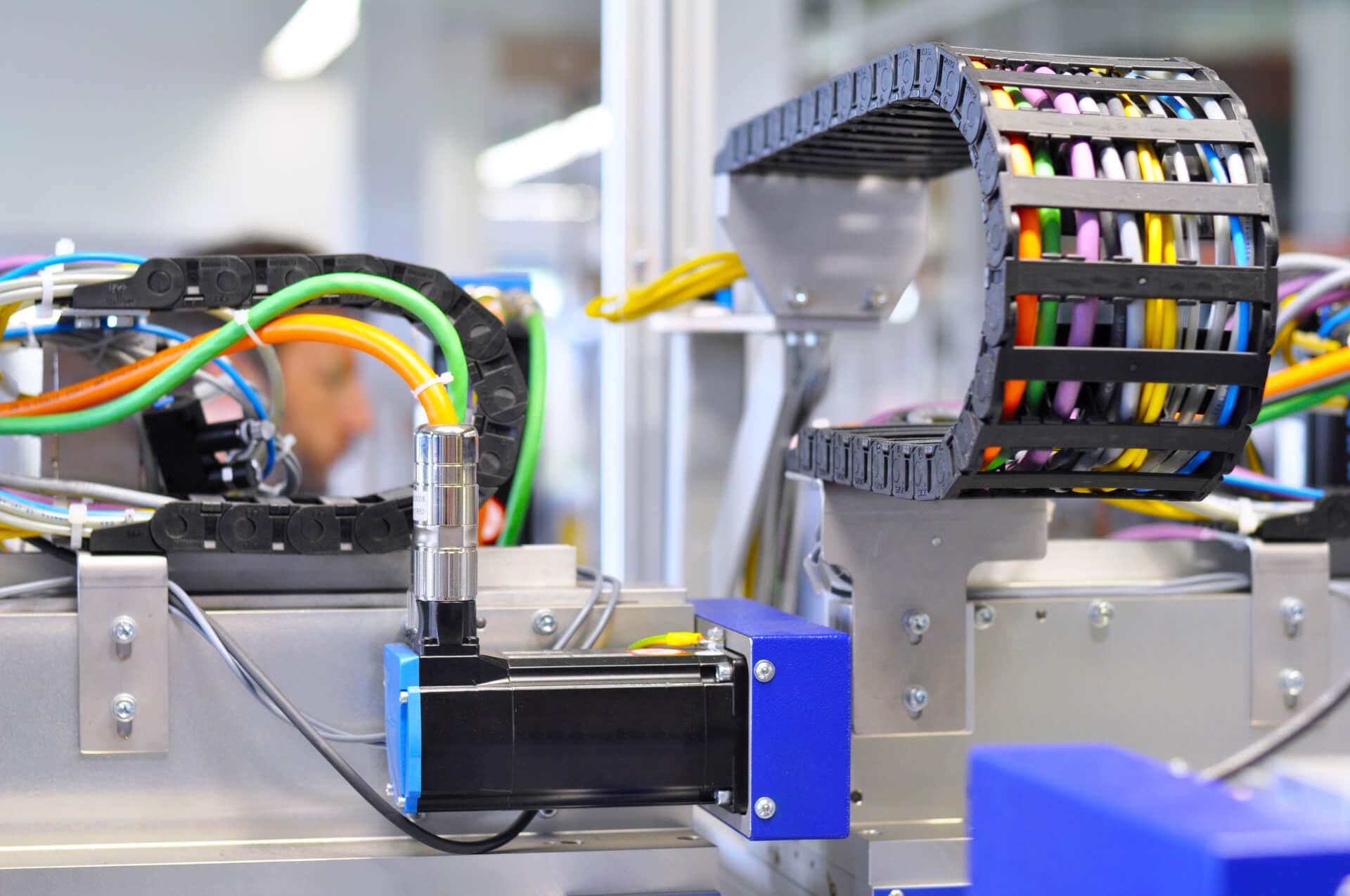 Automatisierungstechnik in der Weiterbildung