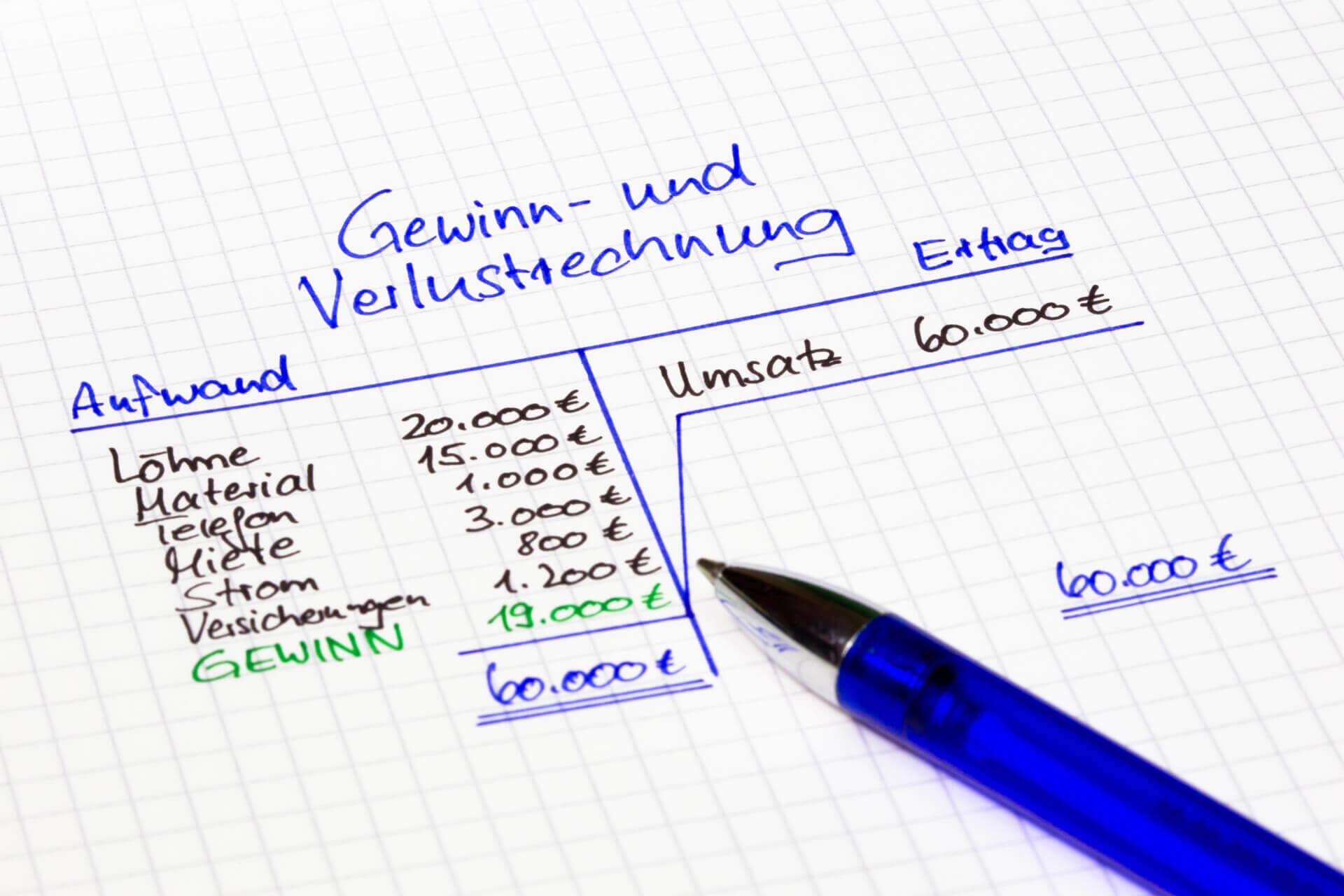 Weiterbildung Kosten- und Leistungsrechnung im Rechnungswesen