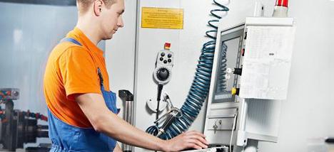Industriefachkraft für CNC-Technik  (Anwenderstufe)