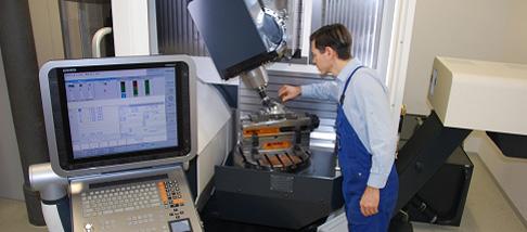 Industriefachkraft für CNC-Technik  (Aufbaustufe)