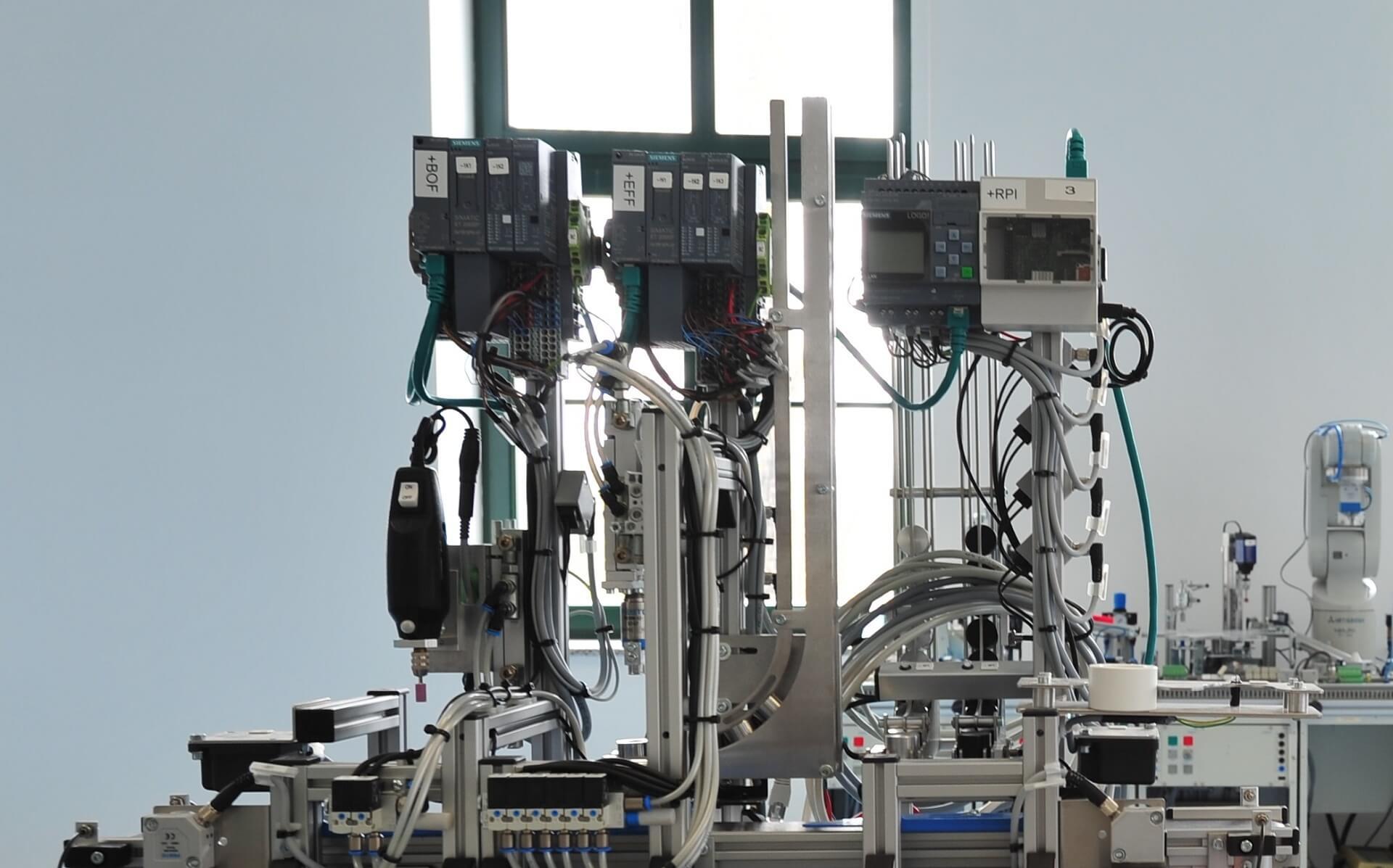 Kurs Industriefachkraft SPS-Technik Grundstufe