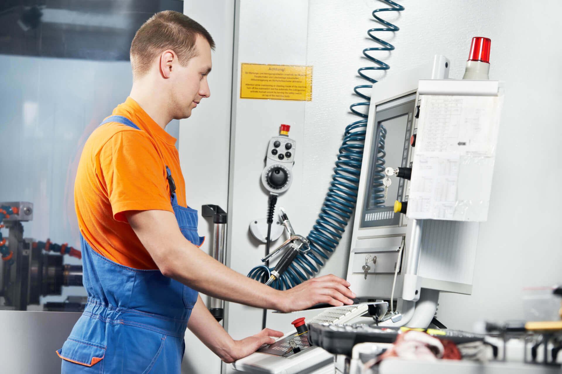 Weiterbildung CNC-Programmierer