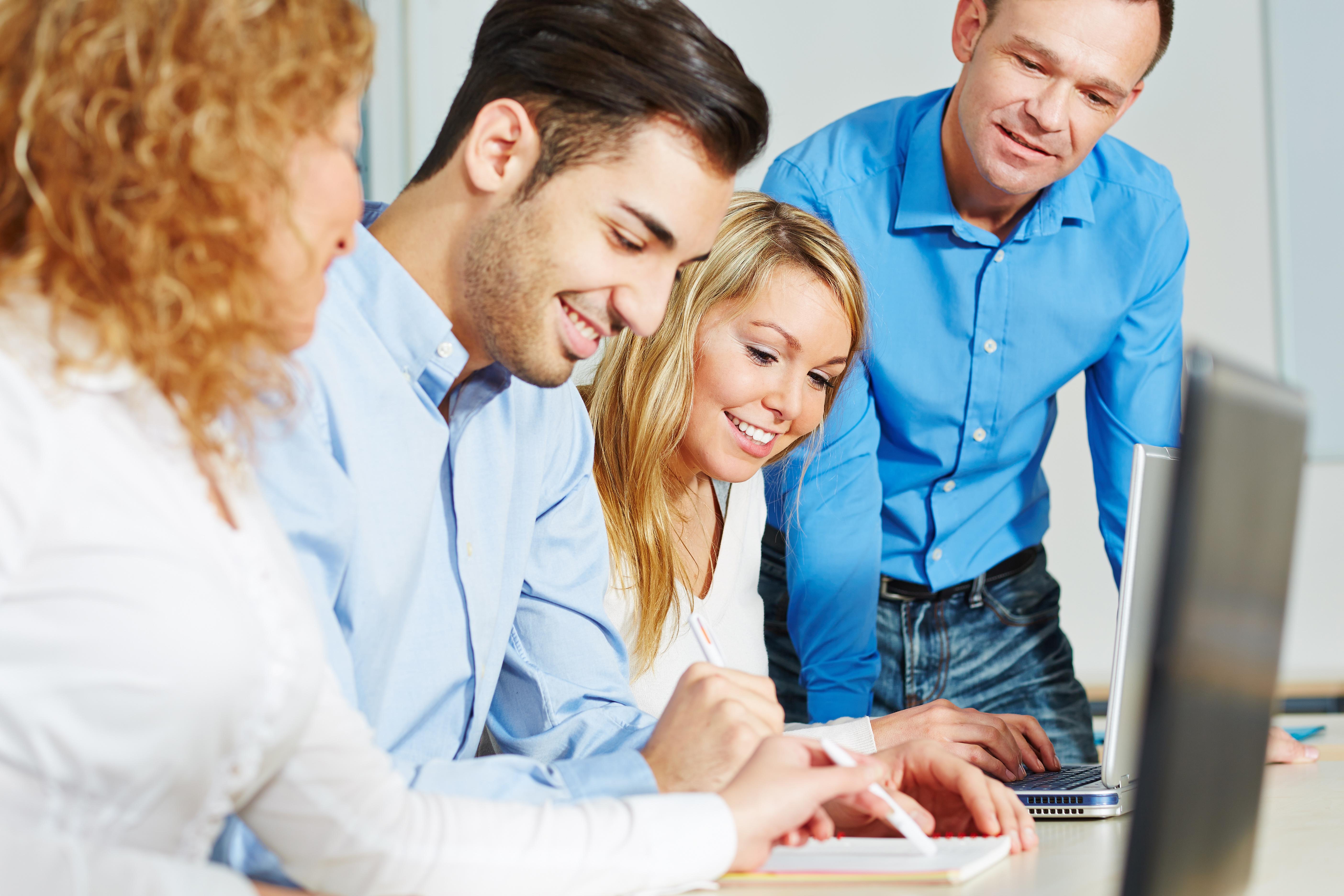 Erfolgreiche Mitarbeiterführung - Aufbauseminar
