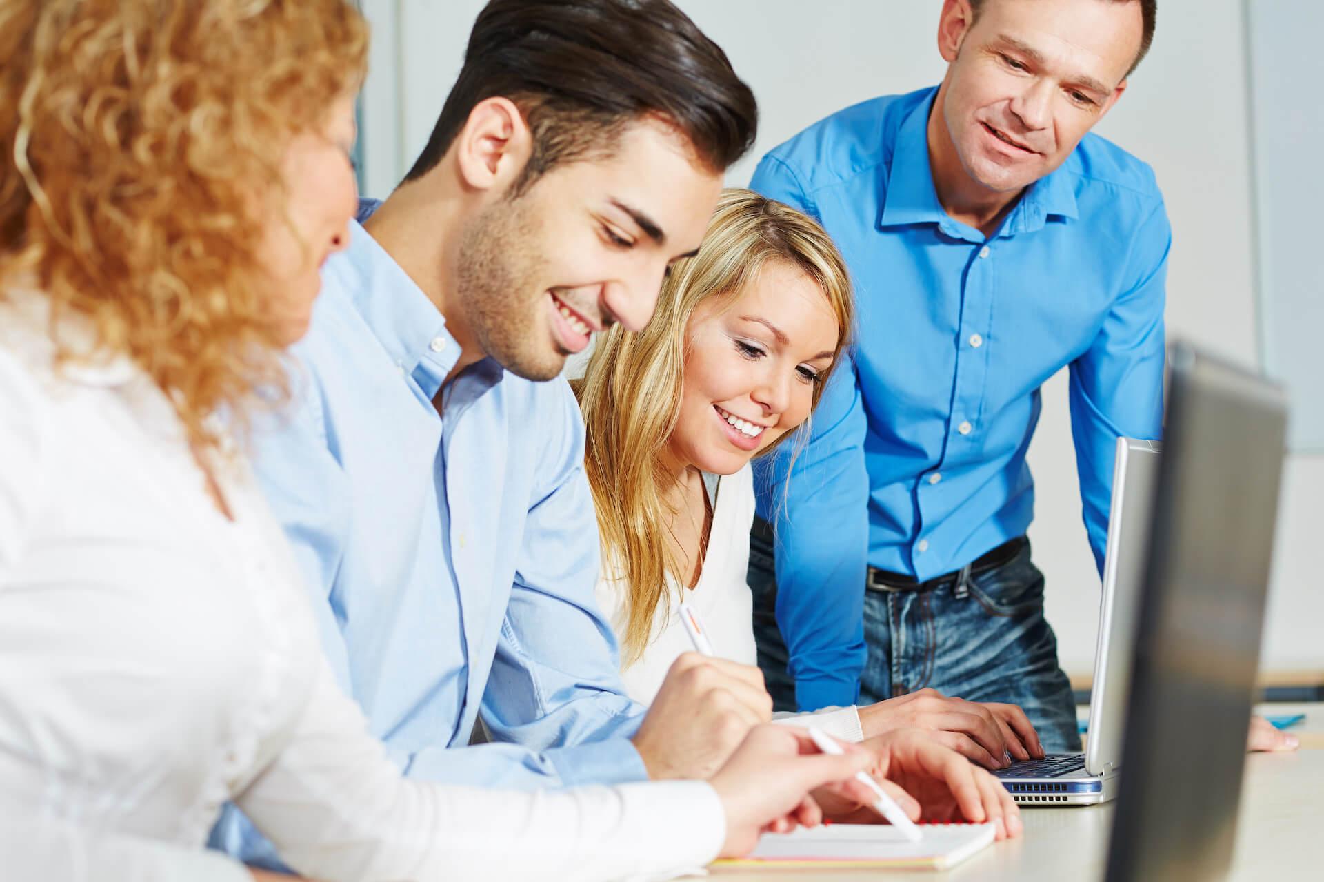 Seminar erfolgreiche Mitarbeiterführung
