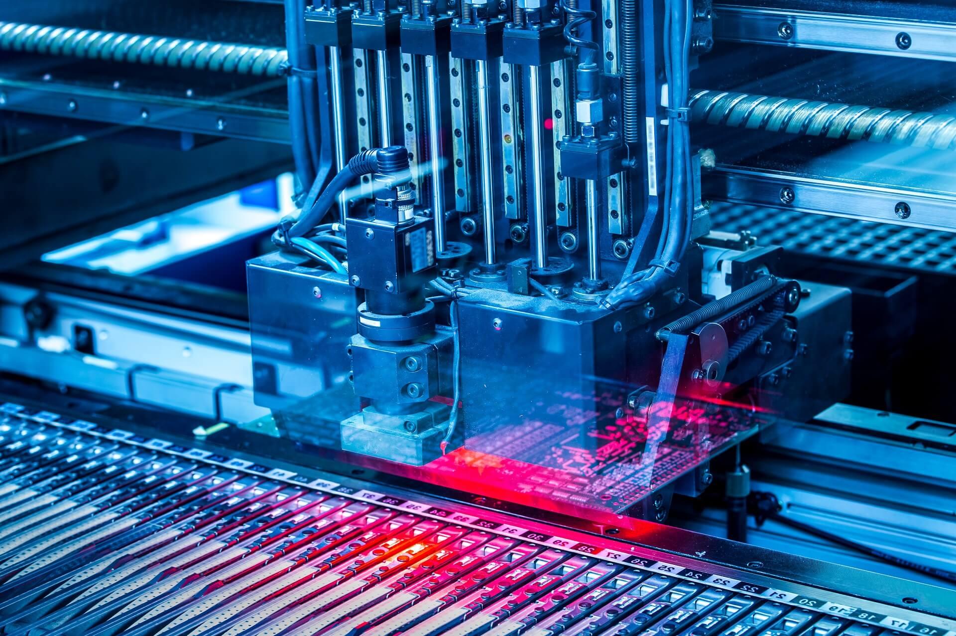 Berufliche Qualifizierung als Elektroniker Betriebstechnik