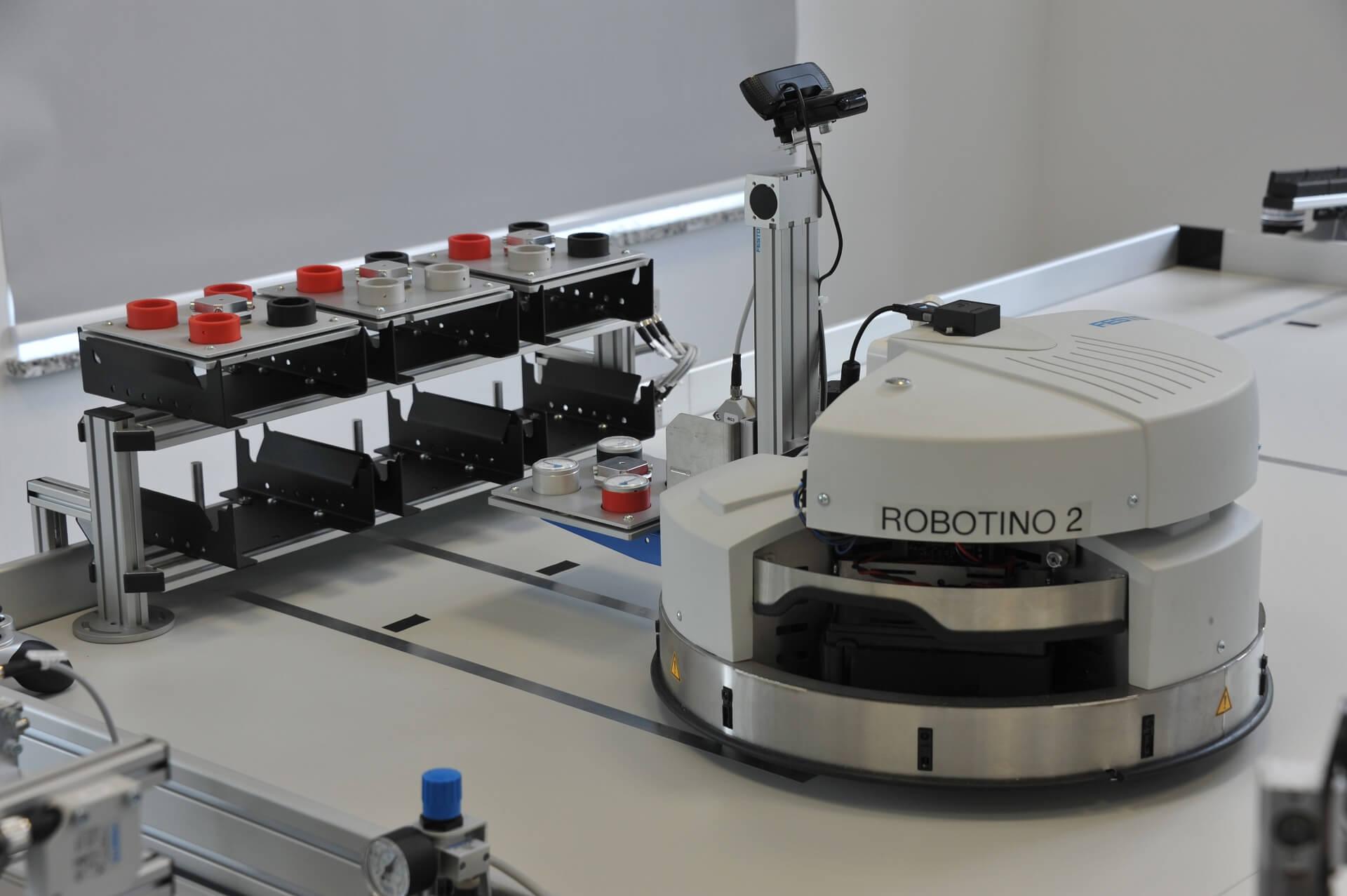 Weiterbildung Automatisierungstechnik